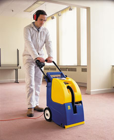Powered Carpet Cleaner HSS Hire