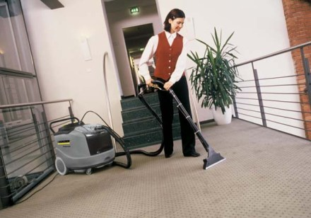 Professional Carpet Cleaner HSS Hire