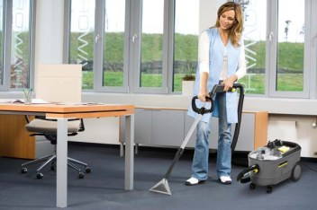 Small Carpet Cleaner HSS Hire